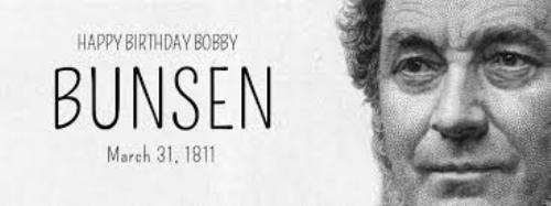 Facts about Robert Bunsen