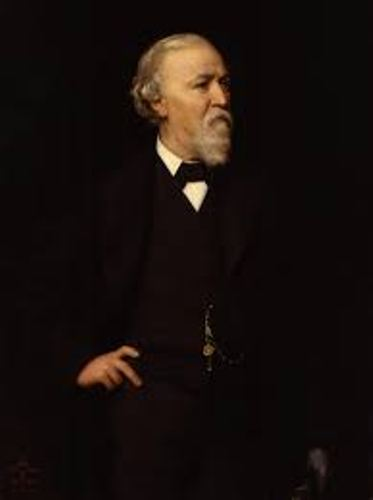 Robert Browning Pic