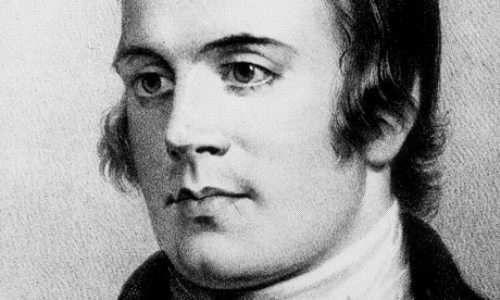 Robert Burns Facts