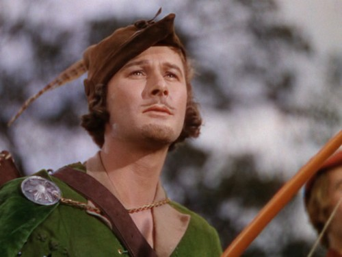Robin Hood in Green