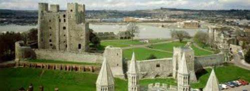 Rochester Castle Facts