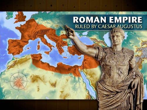 Roman Empire Rulers