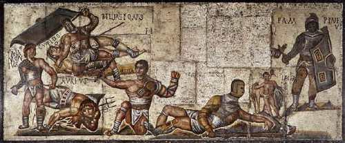 Roman Gladiator Facts