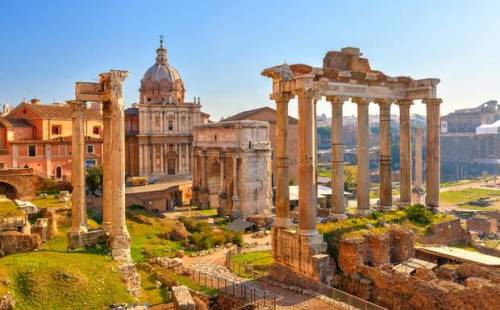 Rome And Ruins