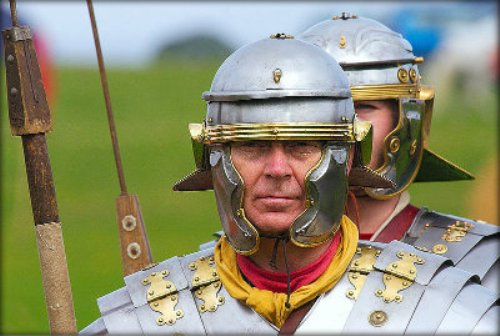 Roman Soldiers Facts