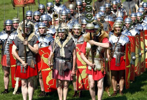 Roman Soldiers Images