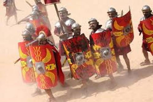 Roman Soldiers Pic
