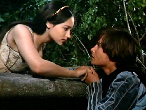 Romeo and Juliet Scene
