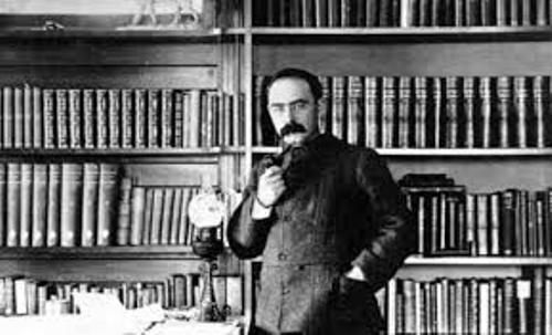 Rudyard Kipling Author