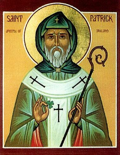 Saint Patrick Facts