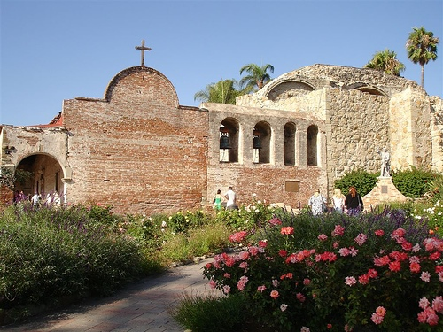 San Juan Capistrano Mission Beauty