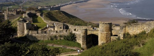 Scarborough Castle Pic