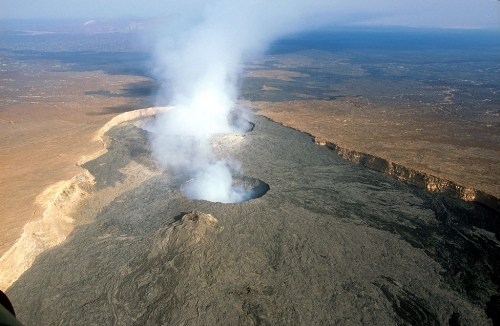 Facts about Shield Volcano
