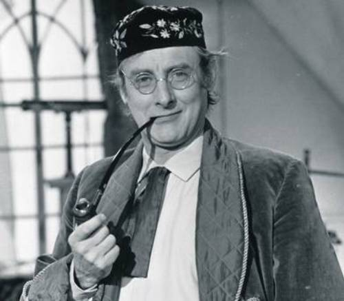 Spike Milligan Actor