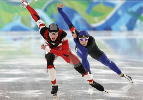 Speed Skating Picture
