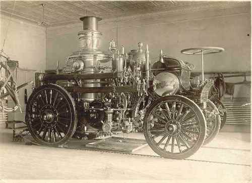 Steam Engine History