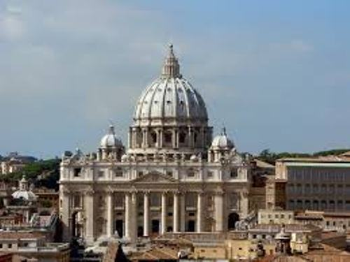St Peter's Basilica Pic