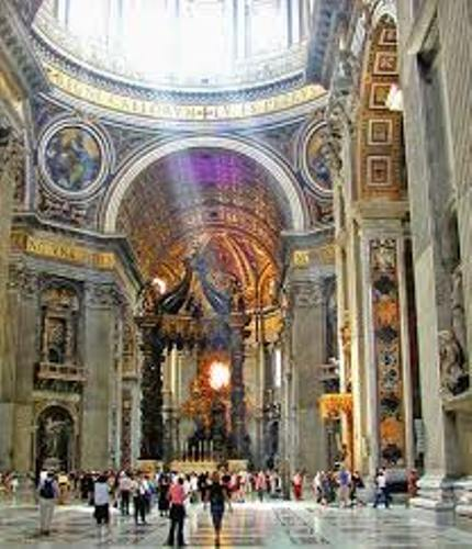 St Peter's Basilica facts