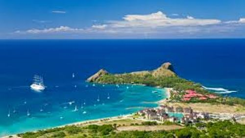 St. Lucia Pic