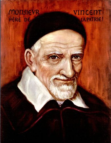 St. Vincent de Paul Image