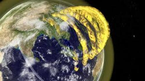 Structure of The Earth Pic