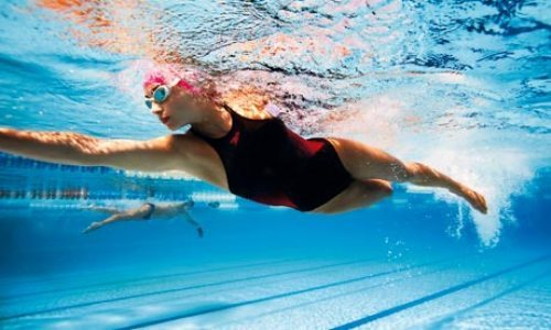 Swimming Picture