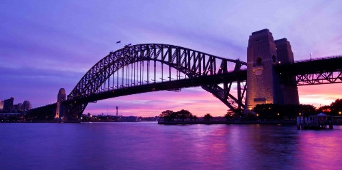 Sydney Harbour Bridge Facts