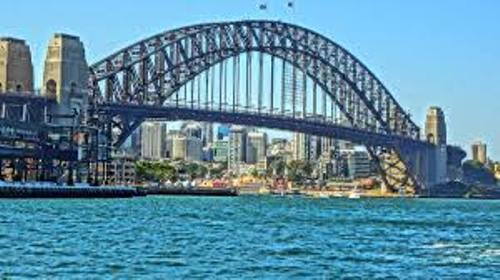 Sydney Harbour Bridge Pic