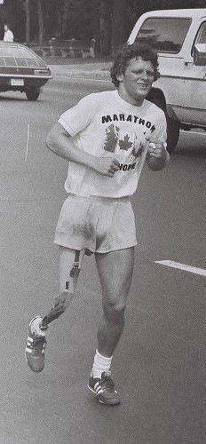 Terry Fox Pic