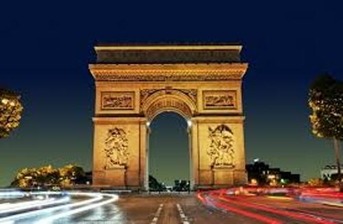 The Arc de Triomphe Image