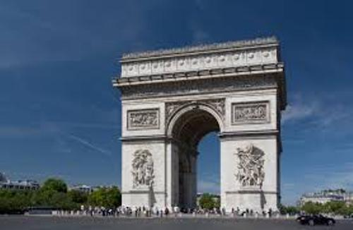 The Arc de Triomphe Pic