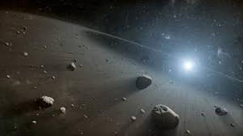 The Asteroid Belt Facts