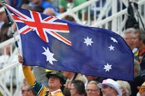 The Australian Flag Image
