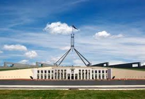 The Australian Government Building