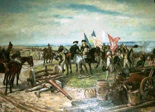 Facts about The Battle of Yorktown