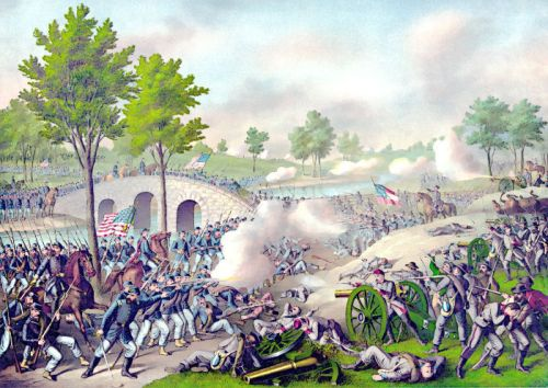 The Battle of Antietam History