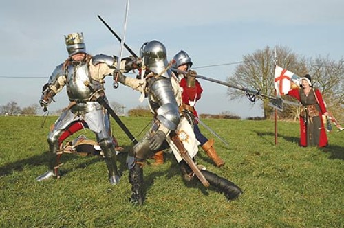 The Battle of Bosworth Pictures