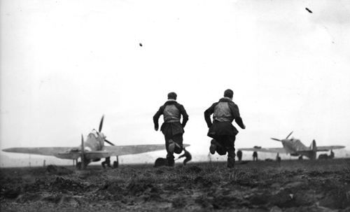 The Battle of Britain Pic