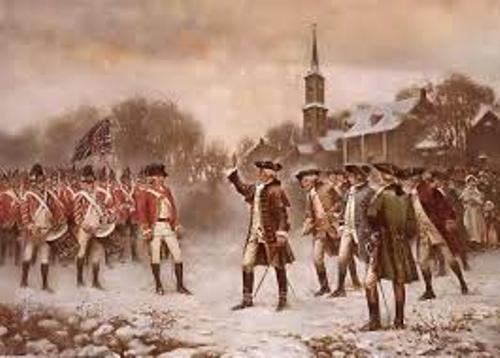 The Battle of Lexington and Concord Pictures