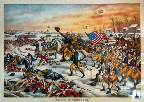 The Battle of Princeton Pic