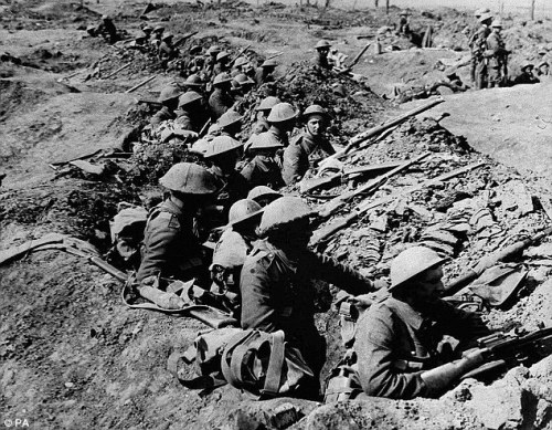 The Battle of Somme Facts
