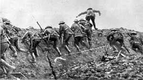 The Battle of Somme Image