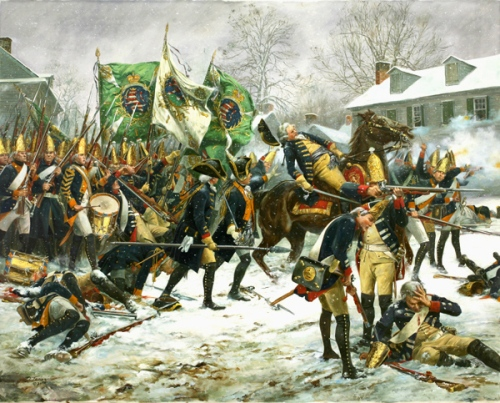 The Battle of Trenton Image