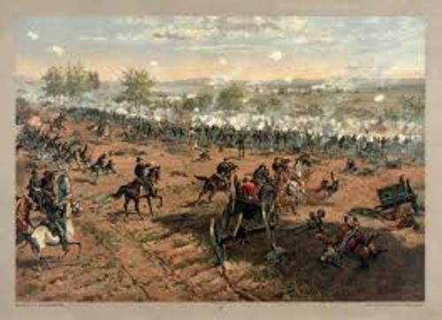 The Battle of Vicksburg Pictures
