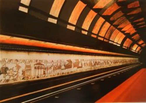 The Bayeux Tapestry Facts