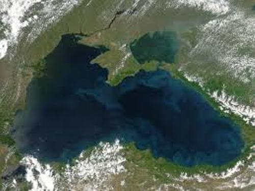 The Black Sea facts