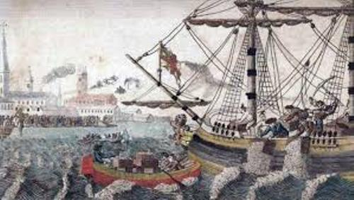 The Boston Tea Party Pictures