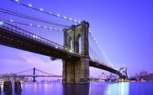 The Brooklyn Bridge Beauty