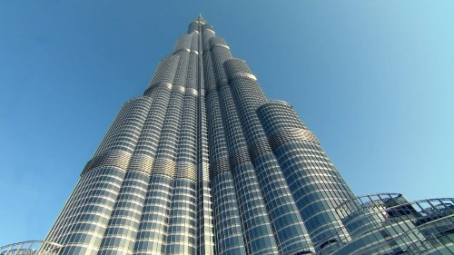 Facts about The Burj Khalifa