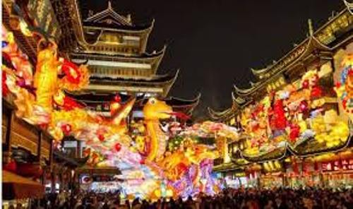 Facts about The Chinese New Year